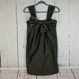 French Connection Strappy Bow Detail Dress NWOT